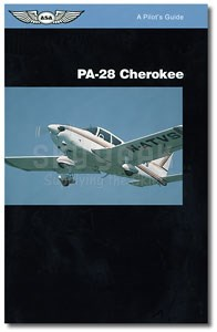 Aviation Supplies & Academics ASA-PG-PA-28C Piper Cherokee Pilot's Guide Series