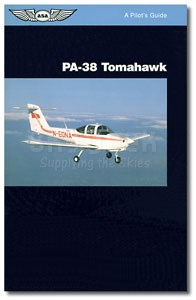 Aviation Supplies & Academics ASA-PG-PA-38 Piper Tomahawk Pilot's Guide Series