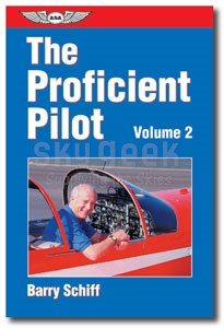 Aviation Supplies & Academics ASA-PP-2 Volume 2 The Proficient Pilot Softcover Book