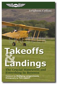 Aviation Supplies & Academics ASA-TO-LDG Takeoffs and Landings Softcover Book
