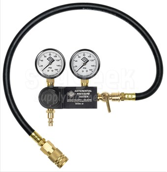 Aircraft Tool Supply 2E-14 Pro 14mm Franklin & Automotive Engine Differential Cylinder Pressure Tester