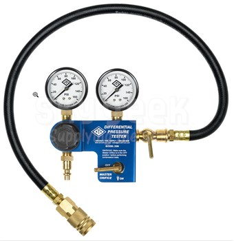 Aircraft Tool Supply 2EM-60 Pro 18mm Large Bore Aircraft Engine Differential Cylinder Pressure Tester with Master Orifice