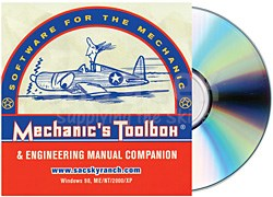 Aircraft Tool Supply TLBXCD1 The Mechanic's ToolBox (Software)