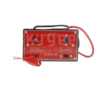 U S  Industrial Tool TP-103 Aircraft Ignition Hi-Voltage Cable Tester