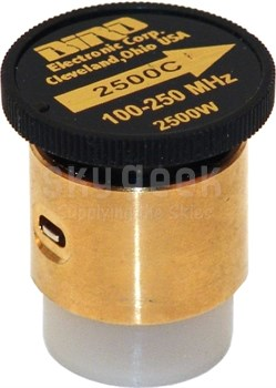 Bird Technologies 2500C 2500W - 100-250 Mhz Element