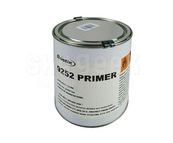 Bostik 9252 Yellow-Brown Metal Adhesive Primer - Liter Can
