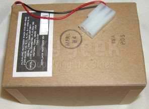 Merl BP-1020 D&M ELT-6, ELT-8 Alkaline 121.5 ELT Replacement Battery Pack - 2 Year