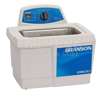 Bransonic® CPX-952-217R Ultrasonic Cleaner M2800H - Mechanical Timer - Heater
