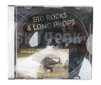 Big Rocks & Long Props Volume 1 Video DVD