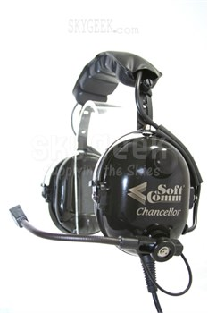 SoftComm C-10 Chancellor Stereo Headset