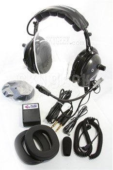 SoftComm C-200 ANR Stereo Headset with Cell-Phone Interface