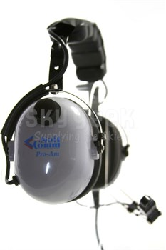 SoftComm C-40S Pro-Am Stereo Headset