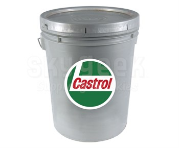Castrol® Braycote™ 3214 Beige MIL-PRF-32014A Spec Multi-Purpose High-Temperature Full Synthetic Grease - 35 lb White Plastic Pail