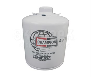 Champion Aerospace CH48103-1 Aircraft Oil Filter