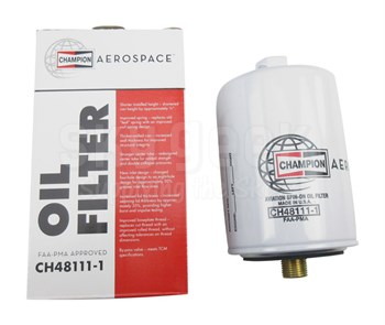 Champion Aerospace CH48111-1 Aircraft Oil Filter