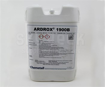 Chemetall ARDROX® 1900-B Multi-Purpose Heavy Duty Cleaner - 5 Gallon Plastic Jerrican