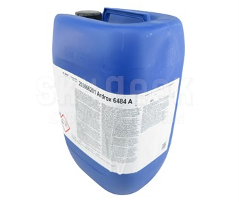 """Chemetall ARDROX® 6484A Clear MIL-PRF-87937 Type IV Spec Aircraft Exterior """" Interior Cleaner - 25 Liter Jerrycan"""