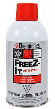 Chemtronics® ES1051 Freeze-It® Antistat - 283 Gram (10 oz) Aerosol Can