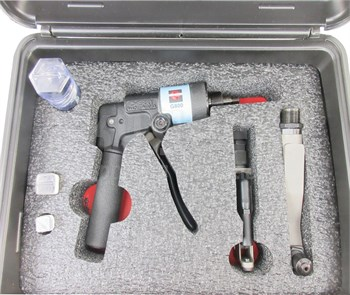 Cherry Aerospace G800CMR CherryMAX®Lightweight Hand Riveter Tool Kit