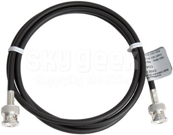 Artex 611-6013 BNC to BNC Coax Cable for ELT110