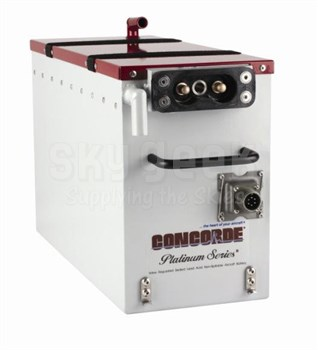 Concorde RG-442 Platinum Series® 24-Volt Turbine Starting Aircraft Battery