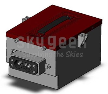 Concorde RG-445E 24-Volt Helicopter Turbine Aircraft Battery