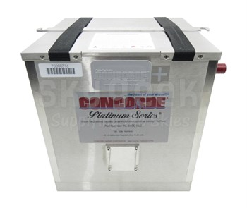 Concorde RG-380E/44LS 24-Volt Turbine Starting Aircraft Battery
