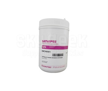 SATWIPES® SWCN0001 Methyl Normal Propyl Ketone Wipe (SW420058) Replacement Empty Canister Only