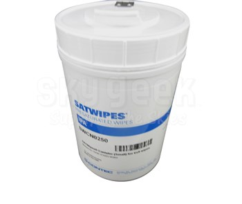 SATWIPES® SWCN0250 Isopropyl Alcohol Wipe (SW420250) Replacement Empty Canister Only