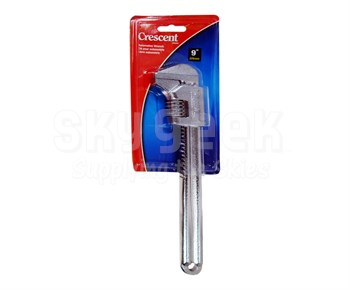 "Crescent C79H Auto Wrench Sliding Jaw - 9"" - ""Monkey Wrench"""