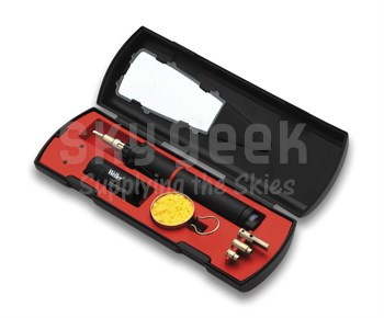 Weller P2KC Cordless Soldering Tool Kit with Piezo Self-Ignitor