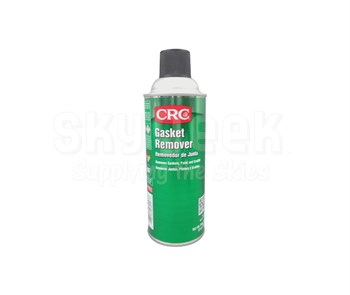 CRC® 03017 Light Gray Gasket Remover/Paint and Decal Remover - 340 Gram (12 oz) Aerosol Can