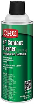CRC® 03125 HF™ Contact Cleaner - 312 Gram (11 oz) Aerosol Can
