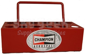Champion Aerospace CT-446 12-Hole Spark Plug Tray