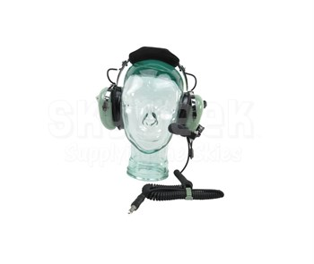 David Clark H10-36 5-Foot Coil Cord Helicopter Headset