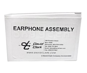 David Clark 10376G-31 Earphone Assembly