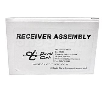 David Clark 10390G-04 Attachment Receiver Assy