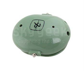 David Clark 11696P-11 Drilled Shallow Left hand side Dome