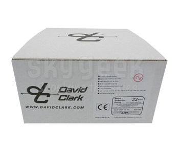David Clark 12972G-01 Case Cont Switch Stamped U3410