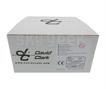 David Clark 16100G-01 Voice Powereed Element Ear Side