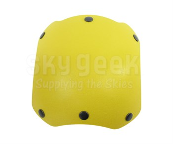 David Clark 22590G-06 Shell Assembly Back Lemon yellow
