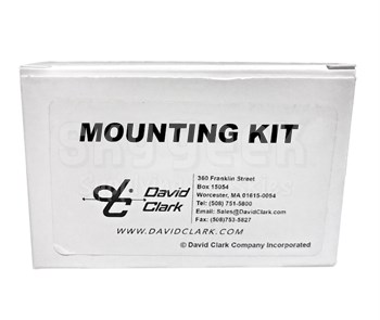David Clark 40318G-02 Kit Mounting U4200 Headset STA