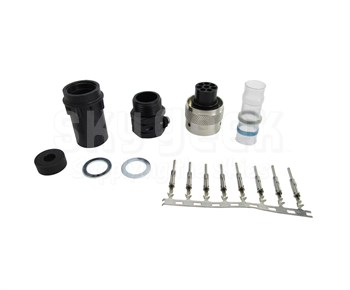 David Clark 40541G-01 Connector Kit with 8 Pin Male
