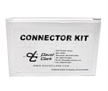 David Clark 40688G-89 Kit Connector Modified 6J-1077