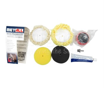 Met-All DE01000 Detail Polishing Kit