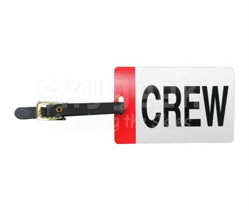 Degroff Aviation 6001 Crew Luggage Tags