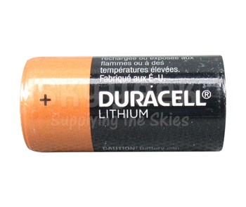 Duracell Ultra 123 Camera Battery - CR123 - Li 1400 mAh