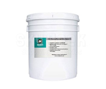 Dow Corning Molykote® 3452 Chemical Resistant Valve Grease - 18.1 Kg Pail