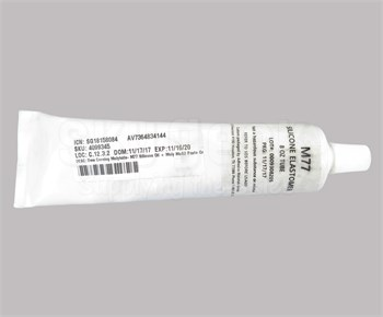 Dow Corning Molykote® M77 Silicone Oil + Moly MoS2 Paste Grease Lubricant - 8 oz Tube