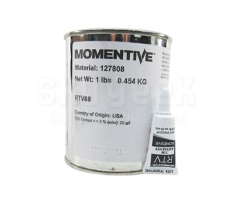 Momentive™ RTV-88 Silicone Rubber Compound - 1 lb A+B Kit